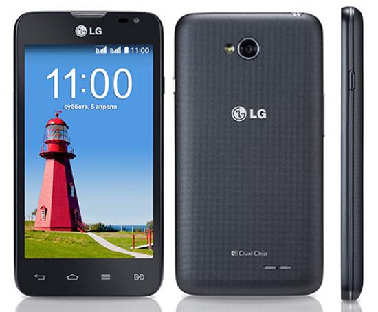 LG L65 hard factory reset