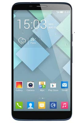 hard reset alcatel hero