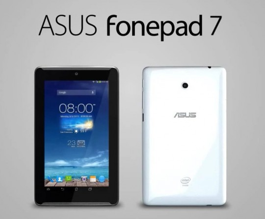 How to Hard Reset Asus Fonepad 7