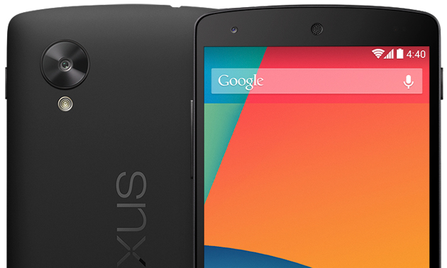 hard reset google nexus 5 how to