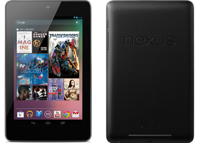 hard reset google nexus 7