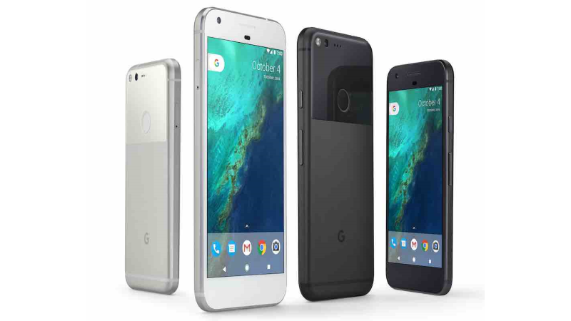 hard reset google pixel phone