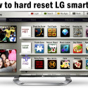 hard reset lg smart tv