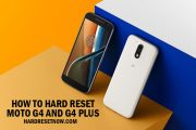 hard reset Moto G4 and G4 plus