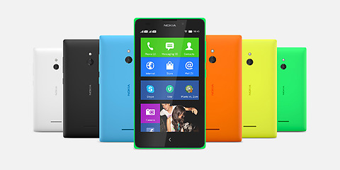 hard reset nokia xl
