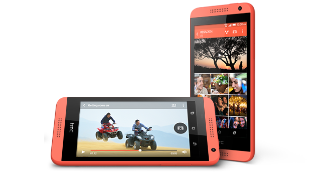how to hard reset htc desire 610