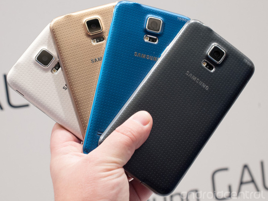 how to hard reset samsung galaxy s5