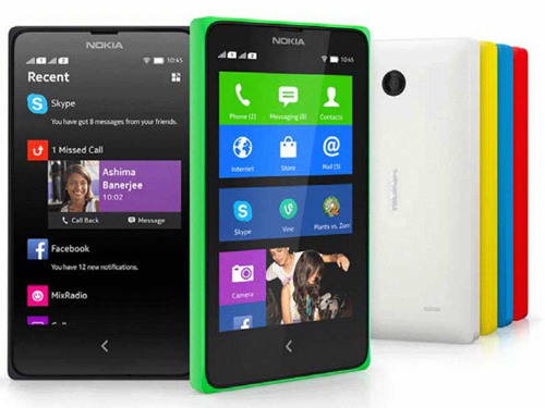 how to reset nokia x