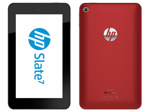 hp slate 7 hard reset guide